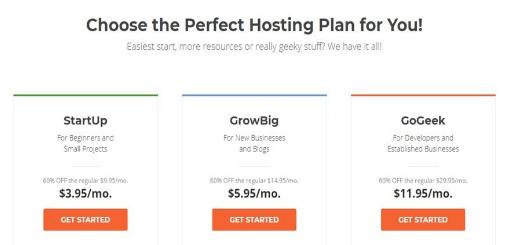 paket share hosting di Siteground