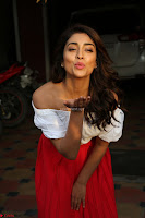 Shriya Saran looks super cute in off shoulder top and Red Skirt ~  Exclusive Celebrities Galleries 025.JPG