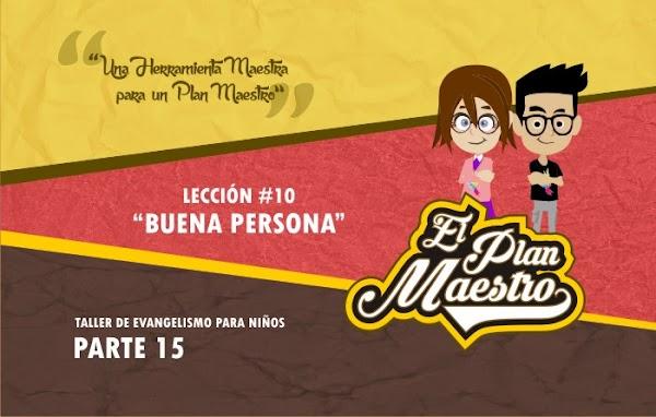 P15 - L10 - BUENA PERSONA - EPM