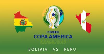 مشاهدة مباراة بوليفيا وبيرو بث مباشر اليوم 18-6-2019 في كوبا امريكا 2019