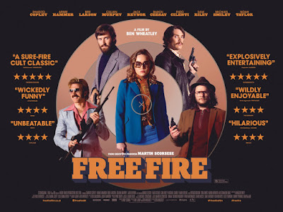 Free Fire 2017 Banner Poster