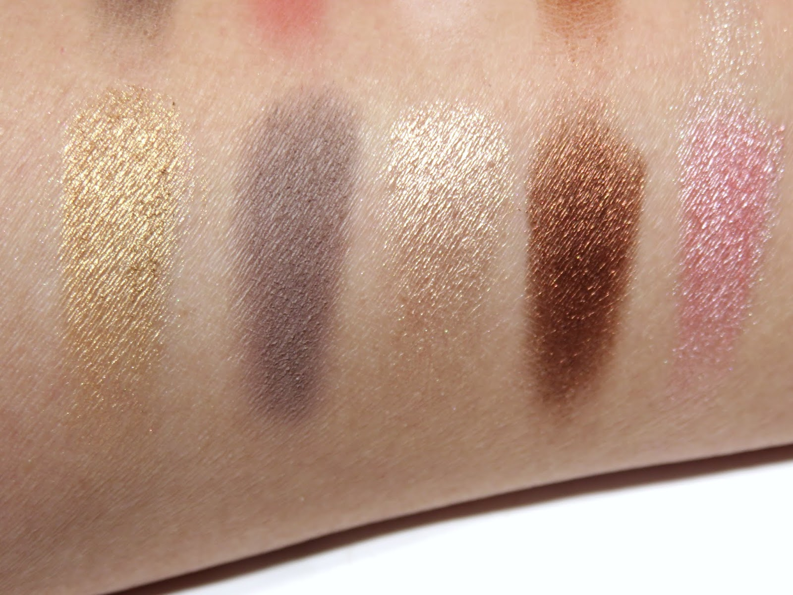 By Terry V.I.P Expert Paris By Light Eyeshadow Palette Swatches