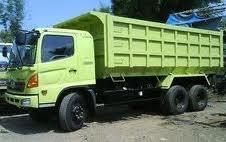dump truk 20 kubik