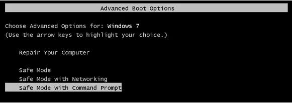 Cara Memecahkan Kata Sandi Admin Windows 7 Tanpa MasukTerlebih Dahulu 2