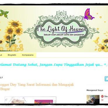 [Profil Blogger-9] Sie-thi Nurjanah