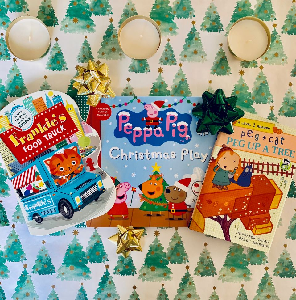 Gift Idea Two: Books: For young kids/early readers: