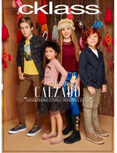 kids niños calzados