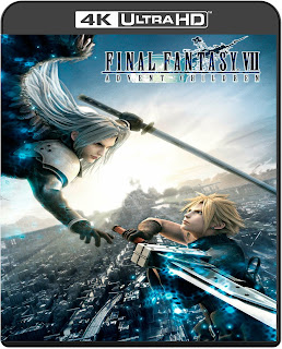 Final Fantasy VII: Advent Children [2005] [UHD] [Castellano]