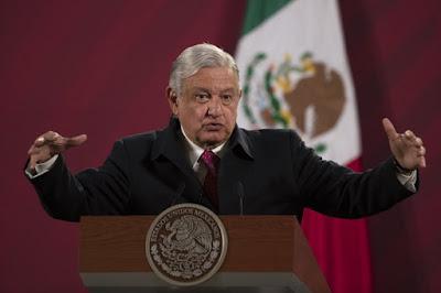 Mexico's PresidentAndres Manuel tests positive for Coronavirus