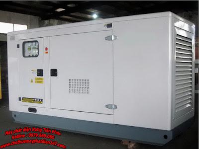 Máy phát điện Mitsubishi 150kva