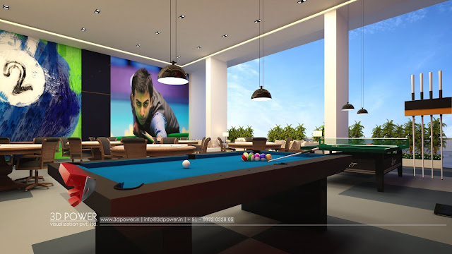 3D Architectural Walkthrough Rendering For Apartment Project With Complete Visualization & Branding Solution.