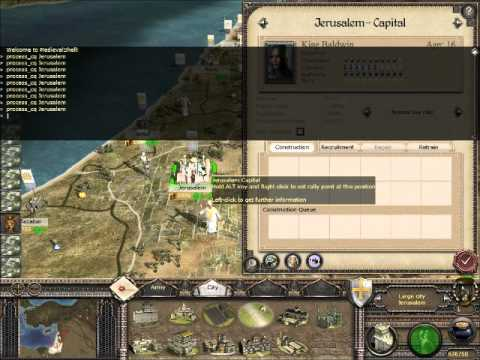 Medieval 2: Total War oyun hile görseli