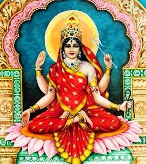 Maa Bhuvaneshwari Ashtakam