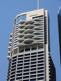Brisbane Riverside Centre Hochhäuser