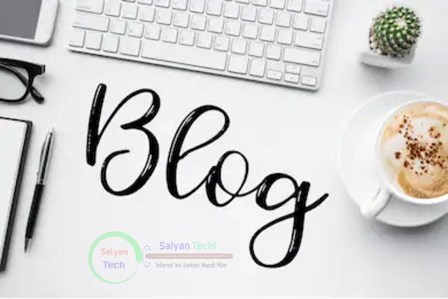 Top 10 Nepali Blogger List | Salyan Tech
