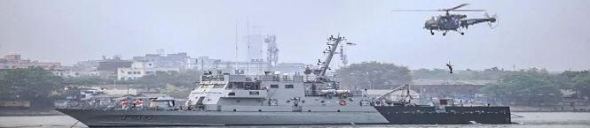 In A First, Indian Navy To Participate In French Naval Exercise La Perouse, QUAD Allies To Join