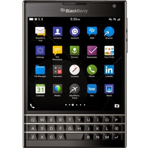 BlackBerry Passport Pictures