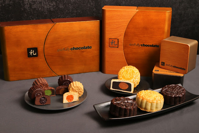 Awfully Chocolate Mooncakes review 2019