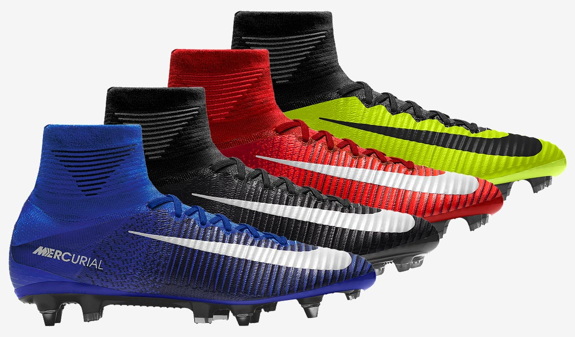 Nike Mercurial Superfly V iD Boots
