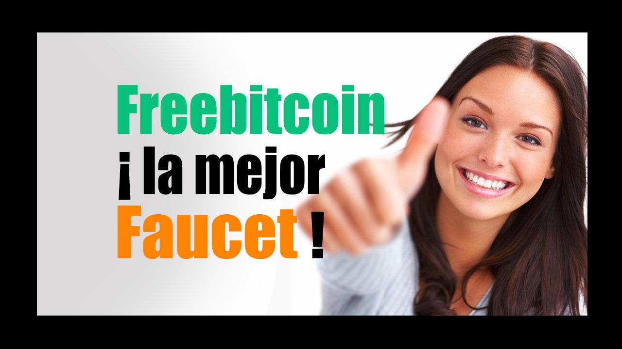 Freebitcoin: La mejor Faucet