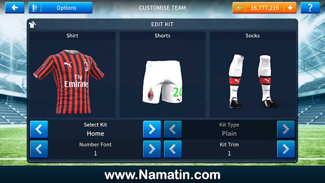 download kit dls ac milan