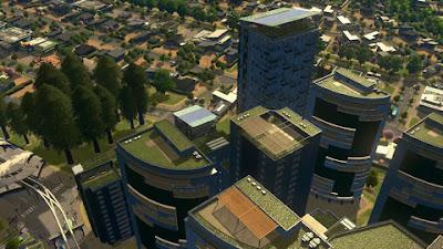 Cities Skylines Green Cities DLC