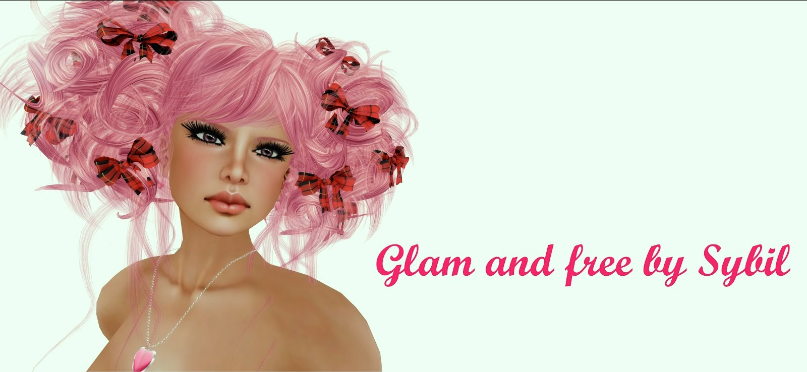 GLAM AND FREE by SYBIL