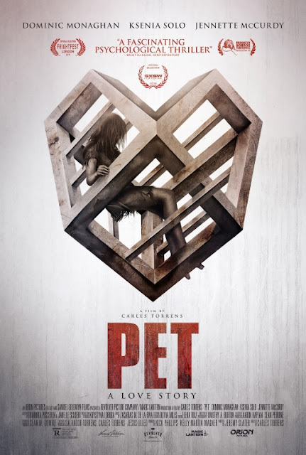 Pet (2016) ταινιες online seires oipeirates greek subs