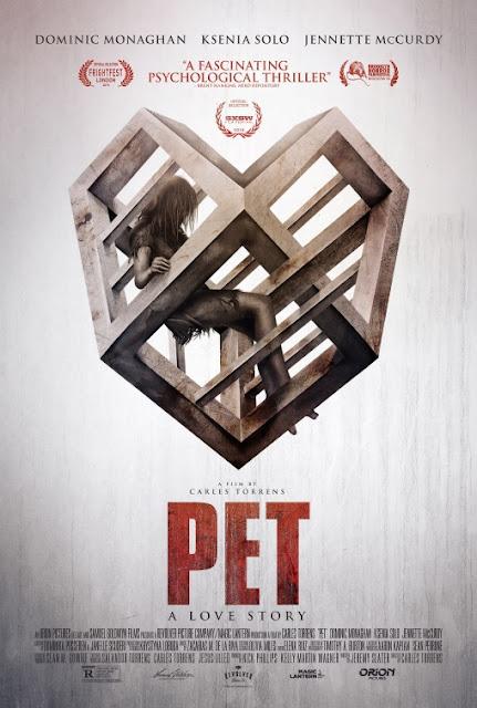 Pet (2016) ταινιες online seires oipeirates greek subs