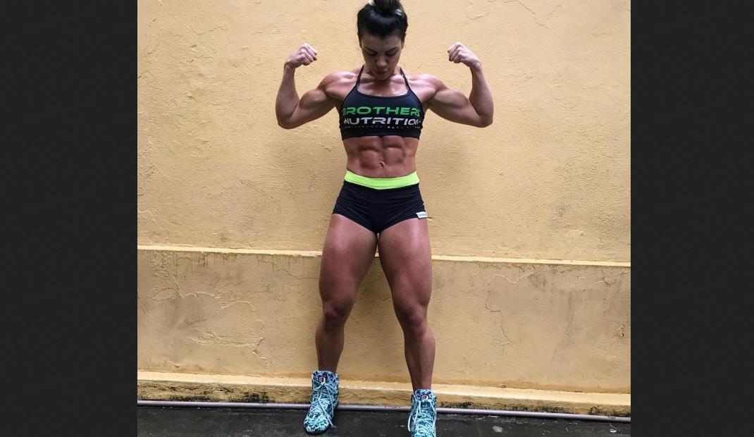 Female Bodybuilding Biceps Made Easy (Part 1)