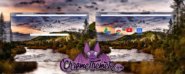 American River Google Theme  | Chrome Web Store