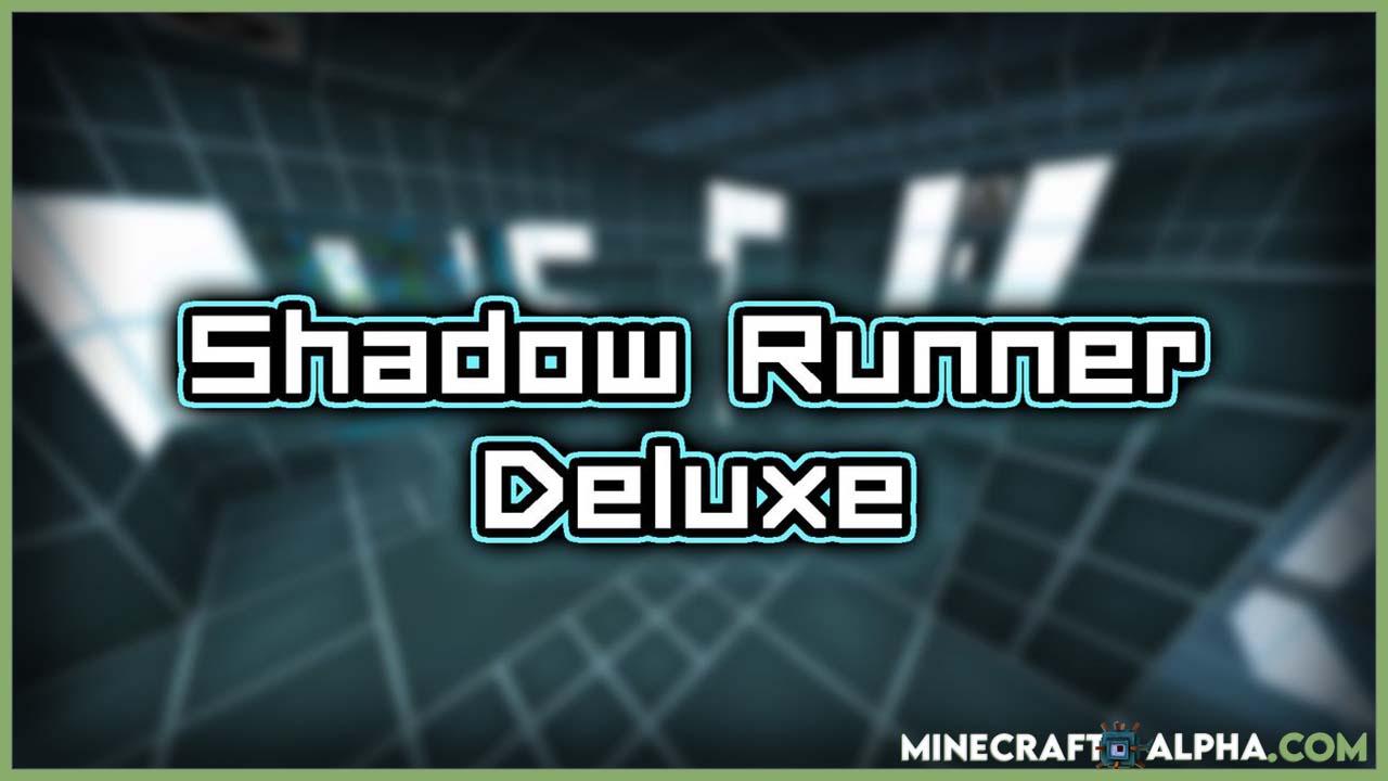 Minecraft-Shadow-Runner-Deluxe-Map