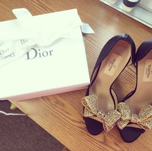 Dior Selected Wedding Shoes Brand