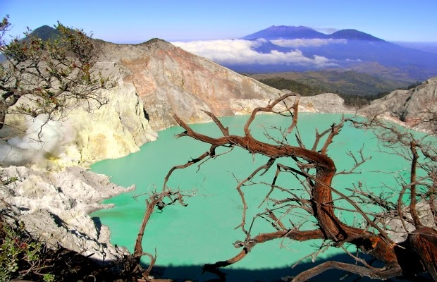 Kawah Ijen Jawa Timur