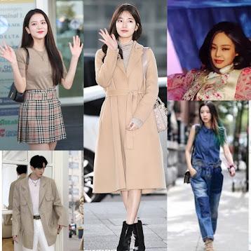 Gaya Busana South Korea yang Fashionable, Stylish, Simple, dan Kekinian