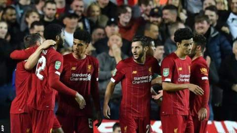 Liverpool Face Threat of Carabao Cup Expulsion