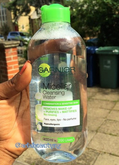 Garnier Micellar Cleansing Water in Nigeria