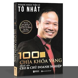 Sách - 100 Chìa Khóa Vàng Dành Cho CEO Và Chủ Doanh Nghiệp ebook PDF-EPUB-AWZ3-PRC-MOBI