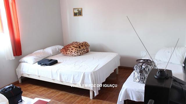 5 Hotéis em Foz do Iguaçu por um preço camarada