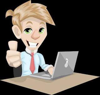 Cara Bisnis internet online di rumah
