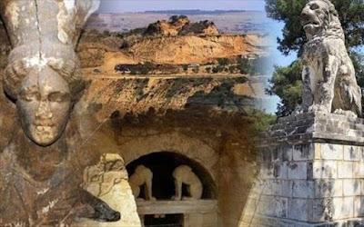 Αμφίπολη: 1,5 εκατ. ευρώ για εργασίες αποκατάστασης του ταφικού μνημείου