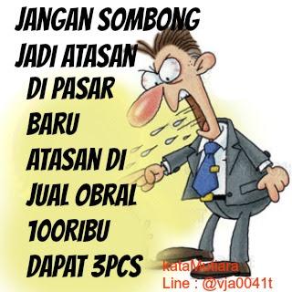 www.katamutiaraline.info-Jangan Sombong Jadi Atasan ~ Kata Mutiara