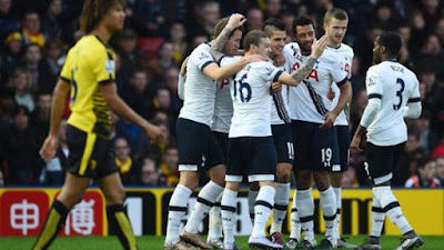 Watch Tottenham Spurs vs Watford Live Online