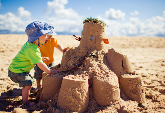 Things to Do in The Beach That Will Make You Fun (Part 1) sand castle