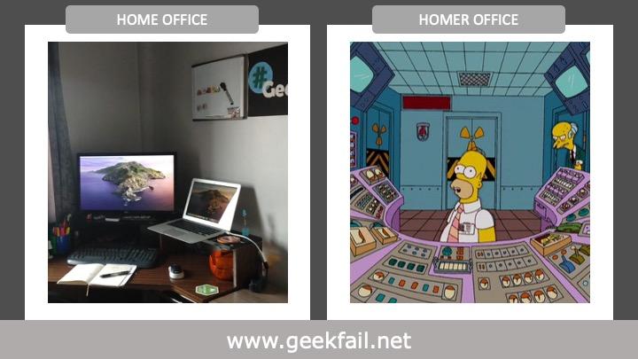home office e homer office
