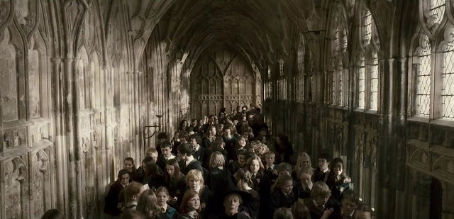 Gloucester Cathedral Harry Potter Places to visit