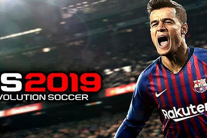 PES 2019 PRO EVOLUTION SOCCER 3.3.0 (Full) Apk + Data Android Mod Indonesia