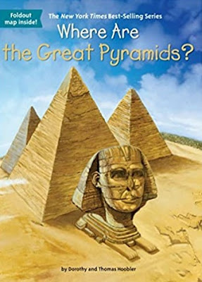 Where Are the Great Pyramids? by Dorothy and Thomas Hoobler