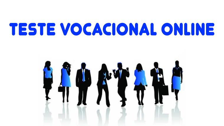 Testes vocacionais online