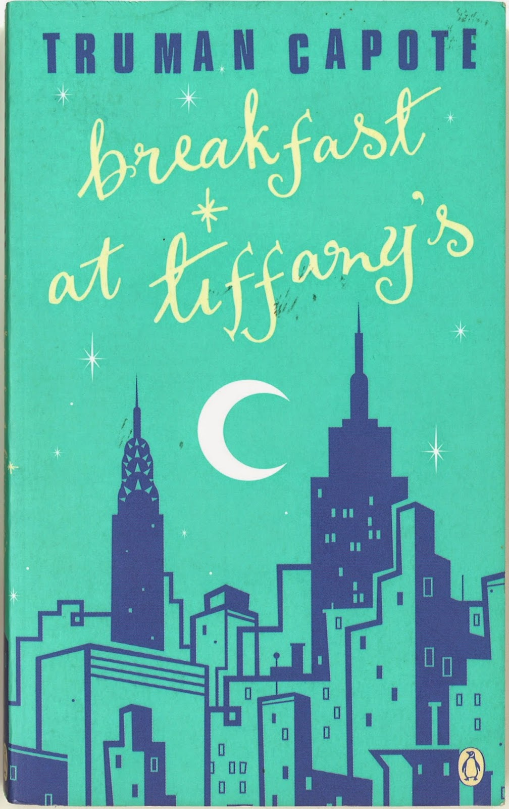 Book Cover Design Review : Strange tales breakfast at tiffany s by truman capote